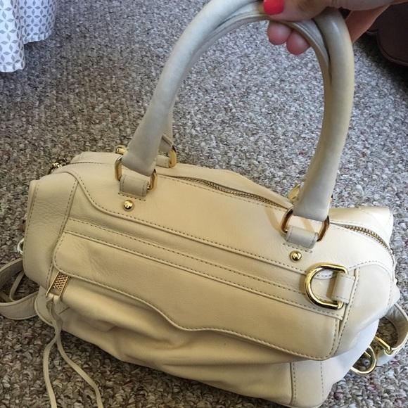 Rebecca Minkoff Handbags - Rebecca Minkoff Morning After Bag MAB cream beige